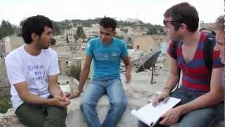 Israël: Met Open Ogen een BIR media productie