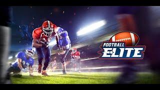 Football Elite: Social American Football Games