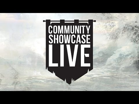 Community Showcase Live, episode 9