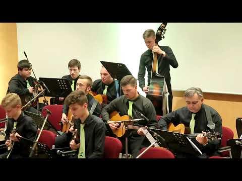 42 Mfutg Tamburaski Orkestar Kud A Dragutin Domjanic Adamovec