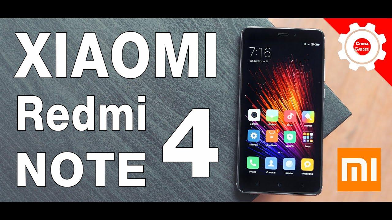 Xiaomi Redmi Note 4 364gb New 3 64gb Youtube