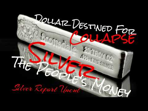 Dollar Collapse! The Fiat Dollar Was Only Temporary! Silver is the Money of The People