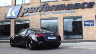 Audi R8 V8 Facelift w/ Armytrix Titanium Cat-Back Exhaust - Revs & Launch Control!