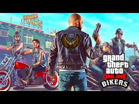 GTA 5 - BUYING A BIKER CLUBHOUSE!! GTA 5 Biker DLC