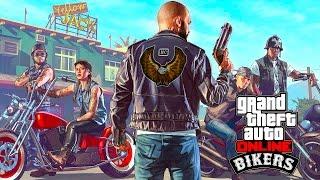 GTA 5 - BUYING A BIKER CLUBHOUSE!! GTA 5 Biker DLC