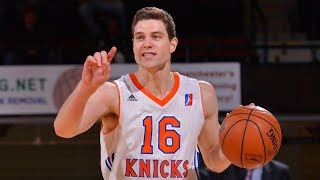 Jimmer Fredette's NBA G League CAREER HIGHLIGHTS with Westchester Knicks!