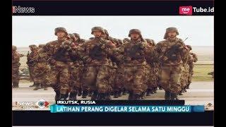 Saat Rusia, Cina, dan Mongolia Latihan Perang Terbesar di Dunia - iNews Pagi 140/9