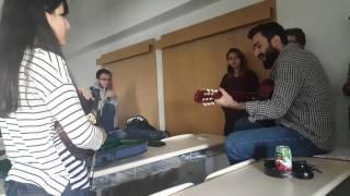 Kalben-Sadece (performed by Gazi Tıp Müzik Kulübü😃)