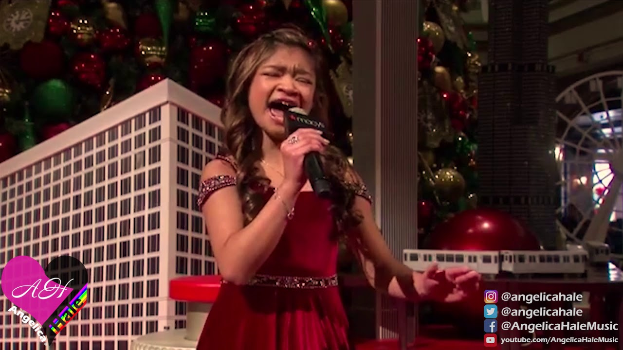 Where Are You Christmas, Angelica Hale