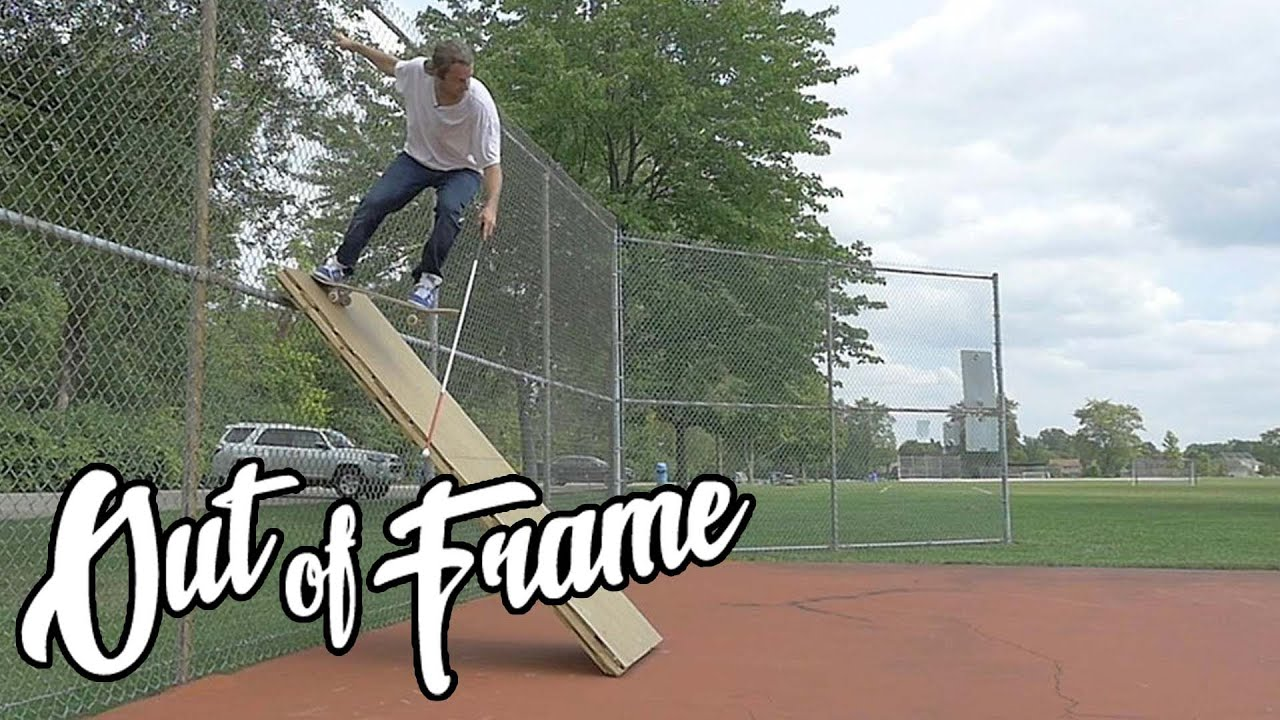 The blind skater who lost his vision, but not his passion. | Out of Frame w/ Dan Mancina