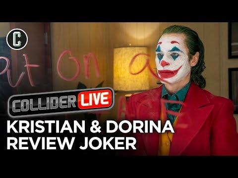 kristian-and-dorina-review-joker---collider-live-#233