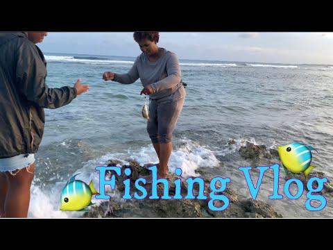 I WENT FISHING 🤯 II VLOG- Cayman Islands