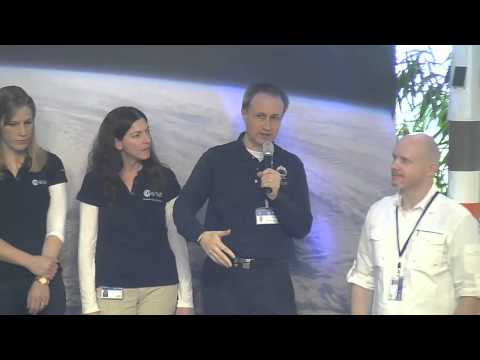 SpaceUp Cologne 2015 - AMA - Ask me (them) anything - Podium Discussion