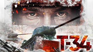 T-34 (Official Trailer) | New Action War Movie About TANKS!