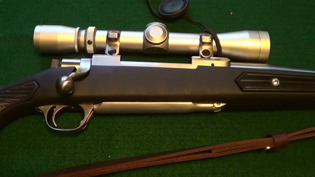 Ruger 77 Mark II Stainless 30-06 Bolt Action Rifle