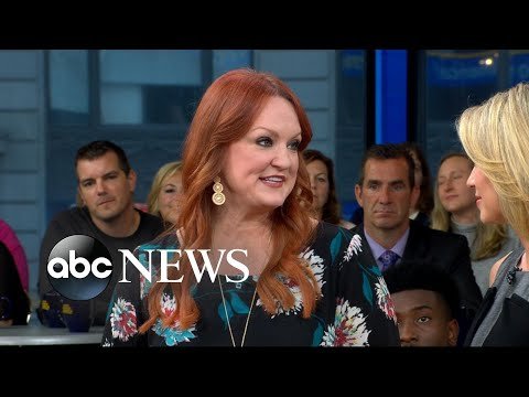 'The Pioneer Woman' Ree Drummond shares 15-minute meals
