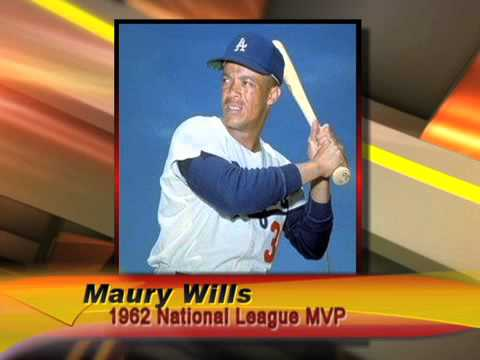 Interview with former Dodger Maury Wills on Around the Diamond #5