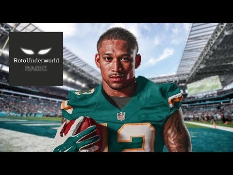 Will Albert Wilson's versatility ultimately doom him in Miami?