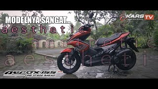 Episode 14 : Review Yamaha Aerox 155 VVA by KARS TV