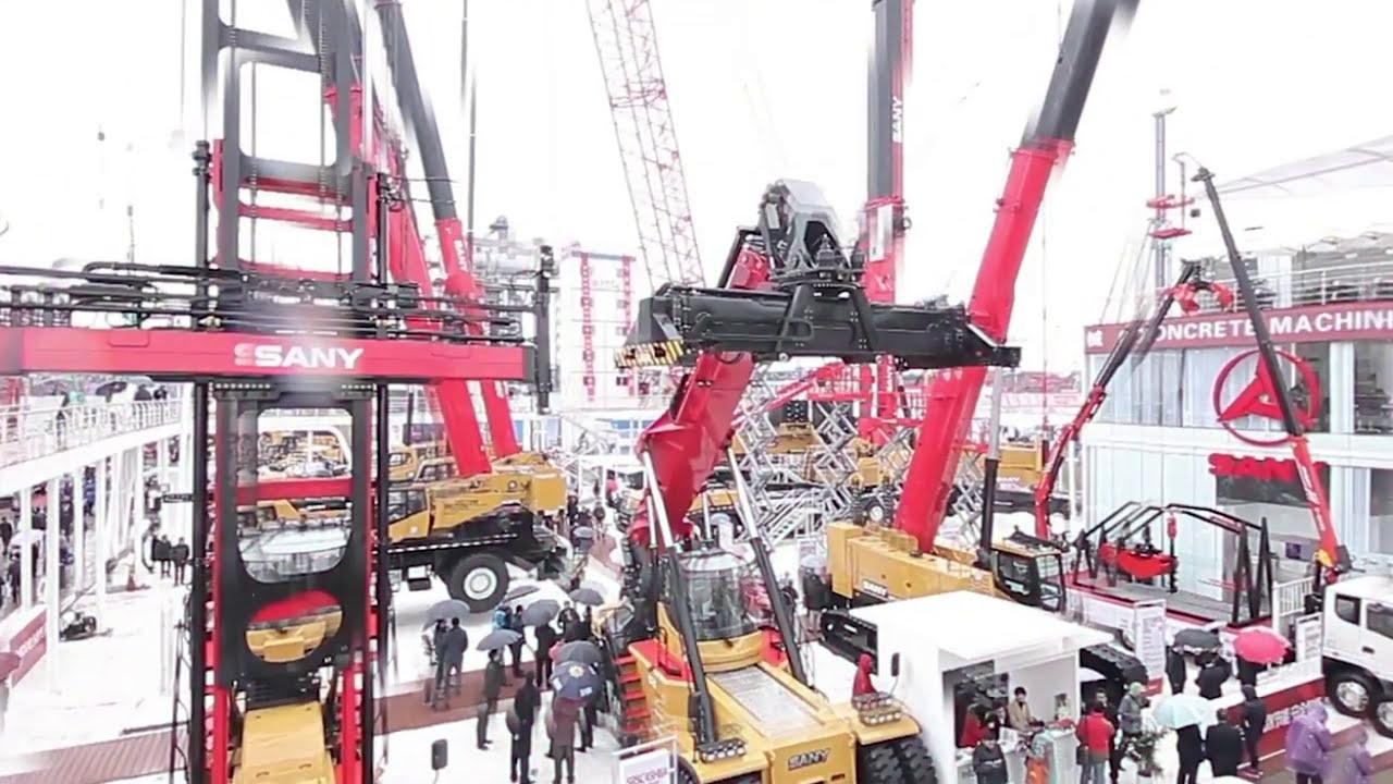 Sany SY35U 3 5- 4 Tonne Zero-Tail Swing Mini Excavator by