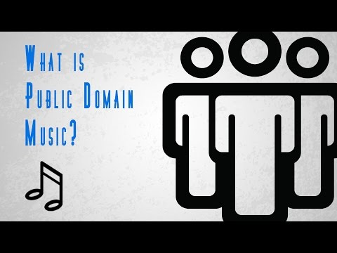 What is Public Domain Music?