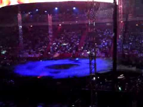 Britney Spears Circus Tour Stockholm 13/7 - 09