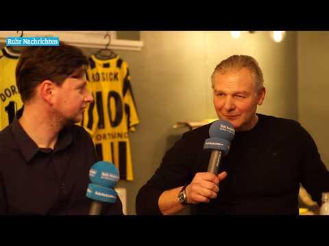 BVB-Podcast mit Stargast Teddy de Beer