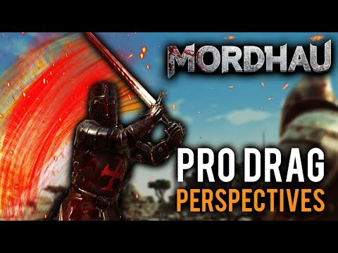 MORDHAU - Drags from a Competitive Player in 3 Perspectives!