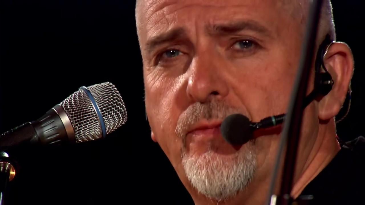 Peter Gabriel Concert Tour