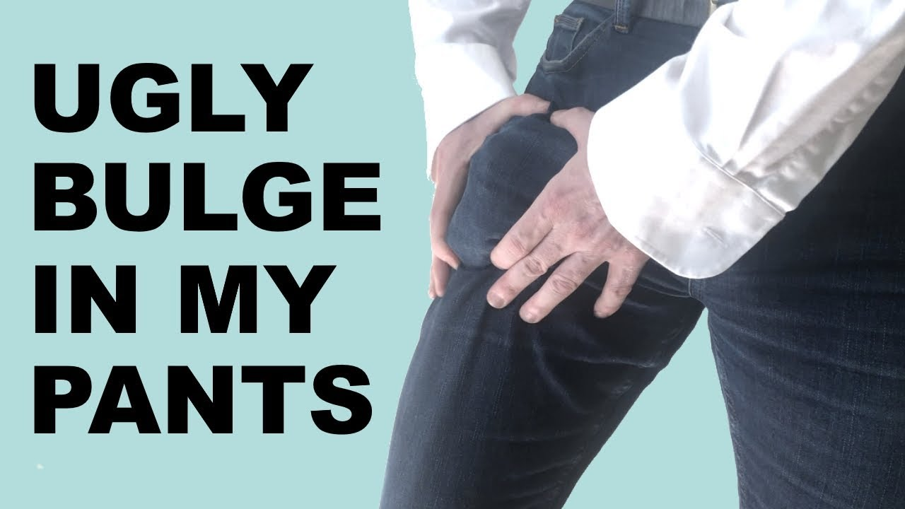 Belt Pouch Video Bulge In My Pants Youtube