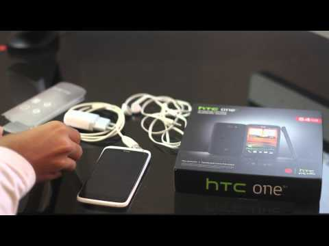 HTC ONE X PLUS UNBOXING
