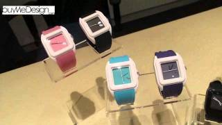video interview@innocentre: NumLock Pantone and plastic design watches Thumbnail