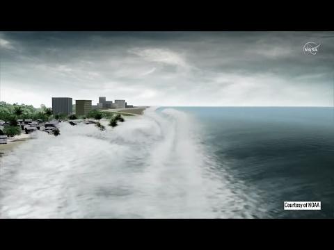 Tsunami Study Challenges Long-held Formation Theory | NASA Goddard
