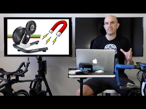 LeMond Revolution Indoor Trainer: Resistance Hack