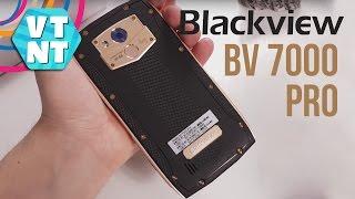 vertu'образный Blackview BV7000 Pro Обзор
