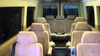 Mercedes Benz minibus  Переоборудование микроавтобусов  София Нижний Новгород(, 2014-08-15T07:55:05.000Z)