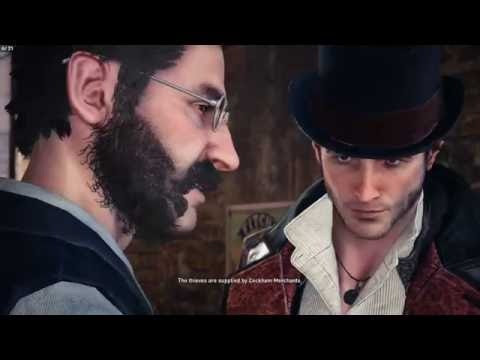 Assassin Creed Syndicate Sequence 6:  A Run on the Bank - Kill Lucy Thorne and Twopenny