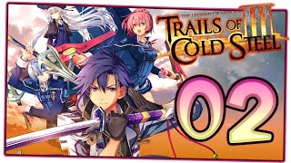 The Legend of Heroes: Trails of Cold Steel 3 Walkthrough Part 2 (PS4) English | No Commentary