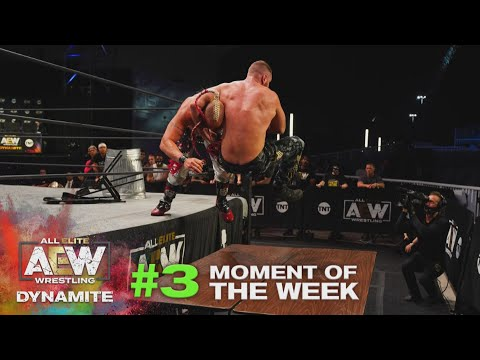 Was Archer Able to Capture His First AEW Championship? | AEW Dynamite Anniversary Show, 10/14/20
