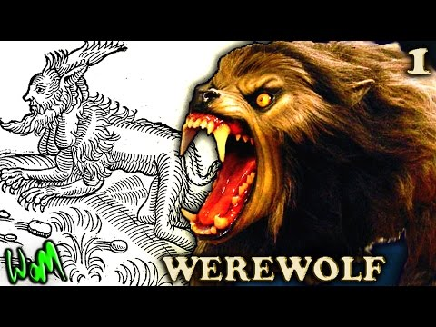 All About : Werewolf / Lycanthrope - (PART 1 of 2 ) Mythical Creatures, MONSTER