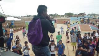 Fijate Cooper MC Juan Griego