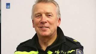 Wijkagent Theo Habers met pensioen