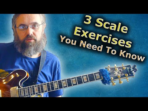 3 scale exercises you MUST know