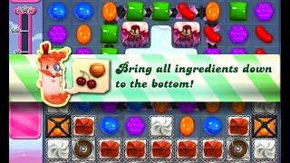 Candy Crush Saga Level 890 walkthrough (no boosters)