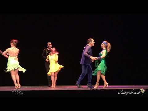 Fuengirola Baile ESCENARIO Salsa 50 a 60 D 1, 2 y 3