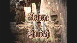 Element Thundah - Wrath of the Element (new 2013 hip hop)