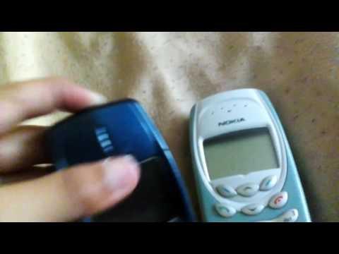 Nokia 3310 and nokia 3510i