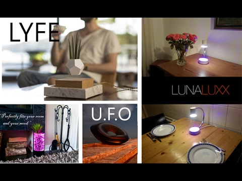 4 Creative Innovation Products for Interior Decoration