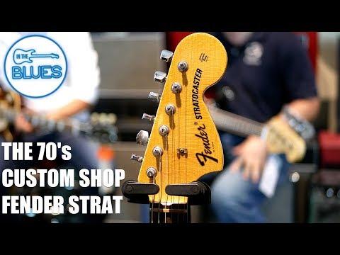 Fender Custom Shop 1970's Relic Stratocaster Electric Guitar