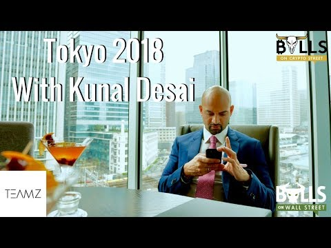Joining The Innovation In Blockchain | Tokyo 2018